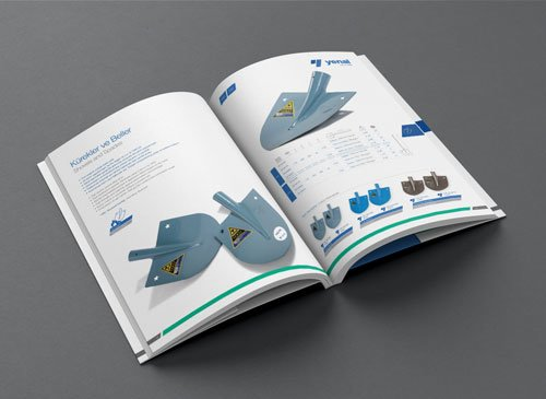 Yenal 2020 Product Cataloge